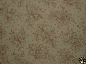 Beige-amp-Tan-Natural-Tones-Autumn-P-amp-B-Quilting-amp-Patchwork-Fat-Quarter