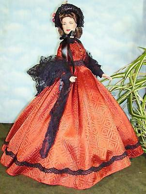 FRONTIER LADY SEWING  PATTERN TONNER TYLER DOLLS