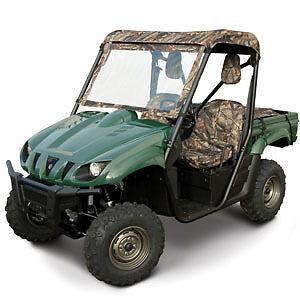 Deluxe 09 Polaris Ranger Xp/hd Utv Seat Cover Camo