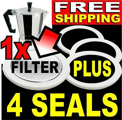 Seal-Filter-Set-Bialetti-Moka-Express-1-3-6-9-12-Cup