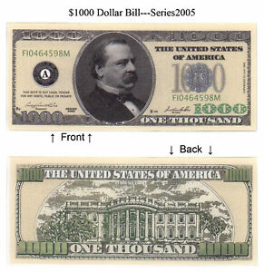 1000-One-Thousand-Casino-Dollars-Bill-Notes-2-for-1-00