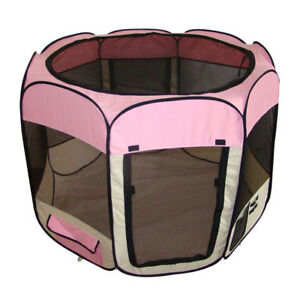 Pet-Dog-Cat-Tent-Puppy-Playpen-Exercise-Play-Pen-Crate