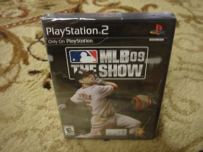 Mlb '09: The Show (playstation 2, 2009)