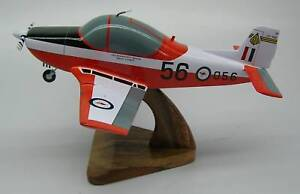 Air-Trainer-New-Zealand-Airplane-Wood-Model-Free-Ship