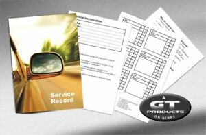 SKODA-SERVICE-BOOK-SERVICE-HISTORY-RECORD-LOG-BOOK-REPLACEMENT
