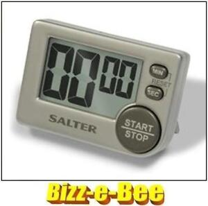 SALTER 397 DIGITAL ELECTRONIC MAGNETIC KITCHEN TIMER
