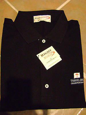 Fairway & Greene Men's Short Sleeve Golf Shirt Med