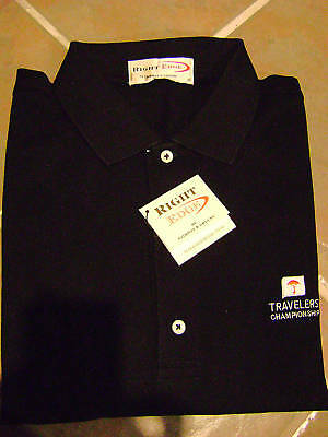 Fairway And Greene Men's Short Sleeve Golf Shirt L