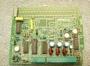 Tektronix-Tek-496-496P-Video-Processor-Board-Works