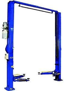 BulletPro 2 post car hoist lift 4T clear floor (in stock)