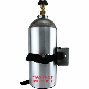 Single-Gas-Cylinder-Safety-Wall-Bracket-Air-Tank-CO2