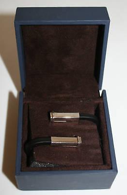 Paparazzi Firenze Sterling Silver 925 Cufflinks