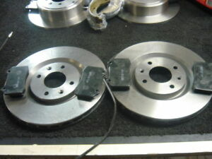 peugeot 406 3 0 v6 coupe front brake discs brake pads 305mm ebay. Black Bedroom Furniture Sets. Home Design Ideas