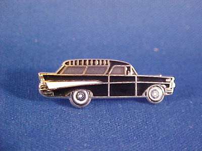 1957 Chevy Nomad Station Wagon Hat/jacket Pin, Mint '57