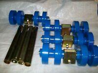 4blue Double Side Roller Bracket Ass For Boat Trailer4 - mandb acccessories - ebay.co.uk