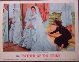Elizabeth Taylor Father Of The Bride 1 Lc294 Ebay
