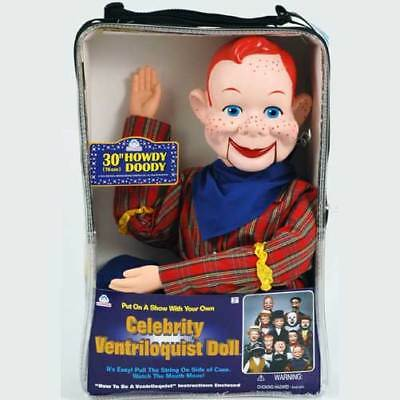Howdy Doody Ventriloquist Dummy Doll Puppet