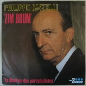 Philippe castelli 45 tours 1981 ebay - Philippe timsit henri porte des lilas ...