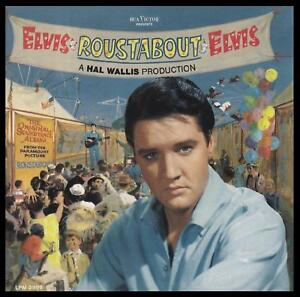 ELVIS-PRESLEY-ROUSTABOUT-D-Remastered-SOUNDTRACK-CD-60s-POP-NEW