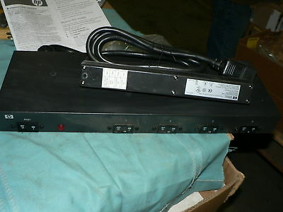 Hewlett Packard 252663-d72 24a High Voltage Us/jp Pdu