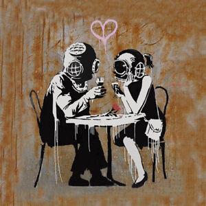 Banksy-Think-Tank-Canvas-Urban-Art-Print