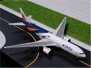Delta Airlines B777-232ER  Soaring Spirit  (N864DA), GJ