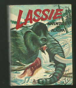 1967 BLB Lassie Adventure in Alaska TV Color px Collie