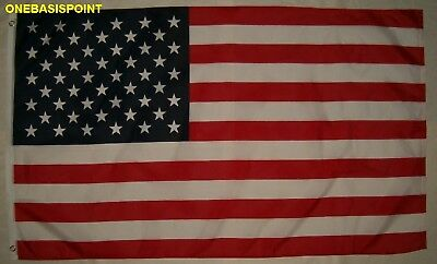 3x5-USA-FLAG-OLD-GLORY-AMERICAN-OUTDOOR-BANNER-UNITED-STATES-STARS-STRIPES-3X5