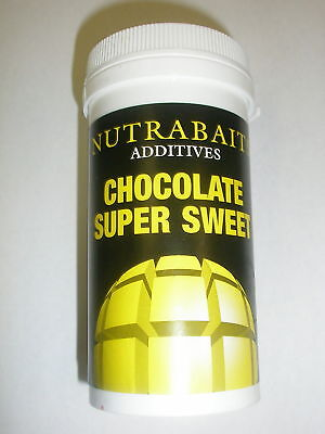 Nutrabaits Chocolate Super Sweet 50g Carp Bait Additive
