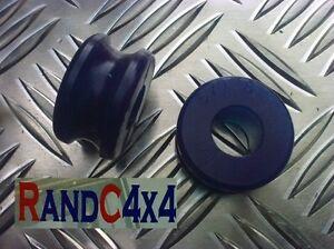552818P-Land-Rover-Defender-Ammortizzatore-Anteriore-Poly-Boccole-In-Poliuretano