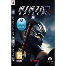 Romantique Ninja Gaiden 2: Sigma (ps3 Game) * Très Bon état *-afficher Le Titre D'origine à Distribuer Partout Dans Le Monde