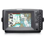 Humminbird 858c DI Combo  GPS Receiver