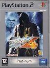 Tekken 4 -- Platinum Edition (Sony PlayStation 2, 2003) - European Version