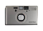 Contax T3 35mm Point & Shoot Film Camera