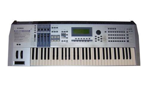 Yamaha MOTIF ES6 Keyboard Synthesizer
