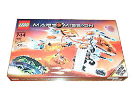Lego Space Mars Mission 7692 MX Recon Drop ship NEW Sealed