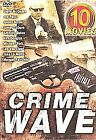 Crime Wave - 10 Movie Set (DVD, 2002, 5-Disc Set)