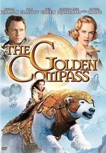 The Golden Compass DVD, 2008, Widescreen  - $3.99