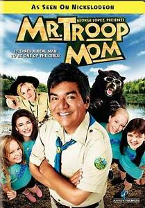 Mr. Troop Mom DVD