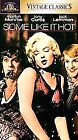 Marilyn Monroe Some Like It Hot (1959 film) VHS Tapes