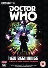 Doctor Who - New Beginnings (DVD, 2007, 3-Disc Set, Box Set)