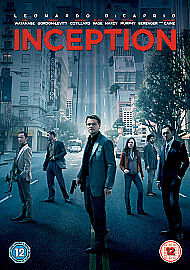Inception DVD 2010 2Disc Set - <span itemprop=availableAtOrFrom>Laxey, United Kingdom</span> - Inception DVD 2010 2Disc Set - Laxey, United Kingdom