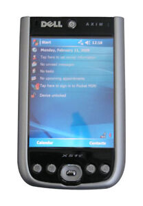 DELL X51 PDA DRIVERS FOR WINDOWS 7