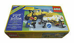 Lego Town 9V Electric Light System 6481 Construction Construction Construction Crew NEW SEALED LEGOLAND 85916c