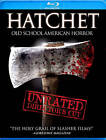 Hatchet (Blu-ray Disc, 2010, Director's Cut) (Blu-ray Disc, 2010)