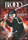 Blood: The Last Vampire (DVD, 2009)