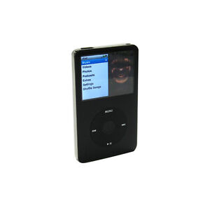 Apple-iPod-classic-6th-Generation-Black-160-GB-Model-A1238-L-K