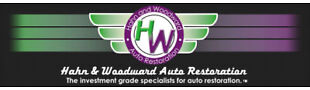 Hahn and Woodward Auto Restoration