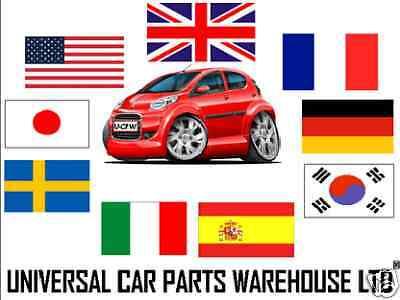Universal Car Parts Warehouse Ltd
