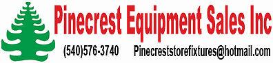 Pinecrest Equipment Sales
